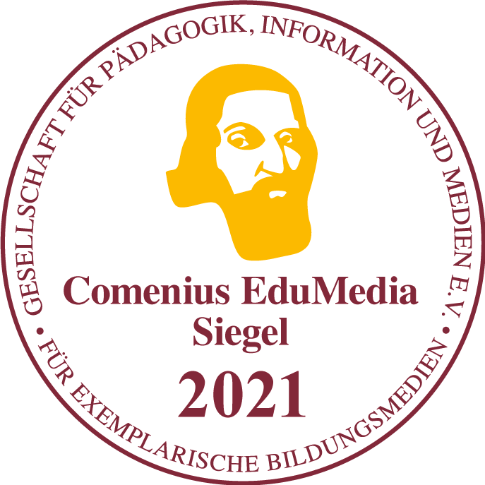 Comenius EduMedia Siegel 2018